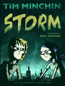 Tim Minchin Storm Cover